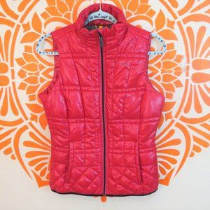 Lole Red Insolated Puffy Vest XS